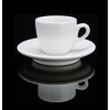 12 pcs set of Espresso porcelain cup & saucer HoReCa