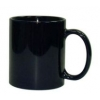 36 pcs of black  porcelain mug  classic shape